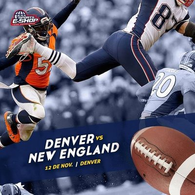Denver vs New England