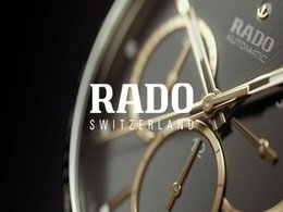 Rado, a Name to Acclaim In the World of Luxury Watches