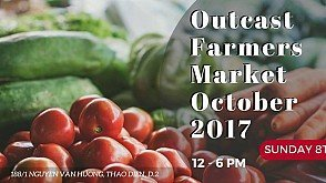 Outcast Farmers' Market October 2017