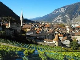Why Switzerland Is One of the Top Honeymoon Destinations