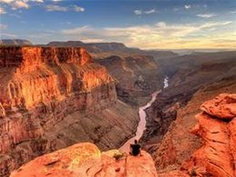 Add Excitement To Your Christmas Holiday By Taking A Bus Tour To The Grand Canyon From Las Vegas