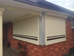 Ensure protection against intruders with security roller shutters