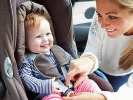 Riding in Cars With Kids - Kids and Auto Safety