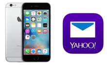 Why is Yahoo mail not working on iPhone or iPad?