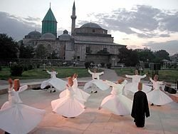 Visit to Konya (Turkey) in Love of Rumi
