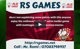 Matka Play Online, Satta Matka Games, Winning Possibilities - RSGAMES