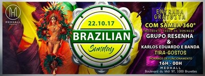 Brazilian Sunday 22/10/17