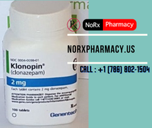 Best place to buy Klonopin Online overnight with fast delivery