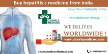 Buy hepatitis c medicine from india at resonable price from best pharmaceutical exporter online
