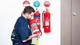 How and when should my fire extinguisher be tested?