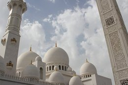 Fast and impressive facts about the Sheikh Zayed Grand Mosque