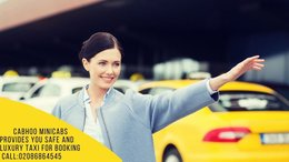 Cabhoo Airport Minicabs Transfer Taxi Service to AnyWhere In Croydon.