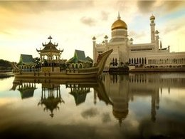 Islamic Arts and Architecture of Mosques in Brunei