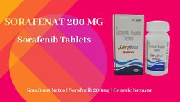 Sorafenat 200mg Price in India - Generic Sorafenib Nexavar Cancer Medicine in China, Russia, USA...