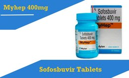 MyHep 400mg : Sofosbuvir For Management And Treatment Of Dangerous Health Issue
