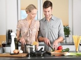 Healthy Living - Make Cooking at Home Part of Your Lifestyle