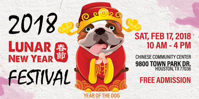 35th Annual Houston Chinese New Years Celebration