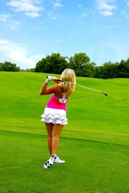 Upkeep and care of golf clubs
