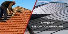 Having a tiled roof? Looking for roof restoration near me?