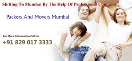 PACKING AND TRANSFERRING SERVICE PROVIDER MUMBAI
